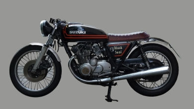 GS 550 Caferacer