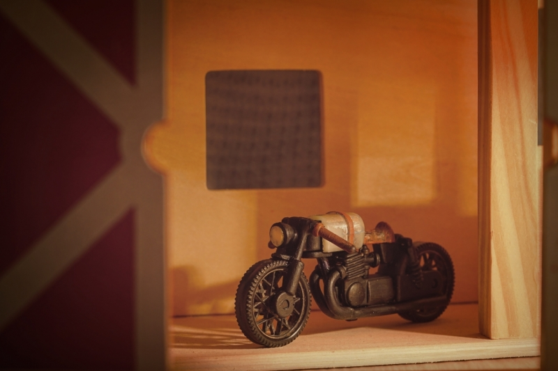 Playmobil Caferacer