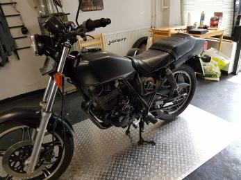 Honda FT500 0